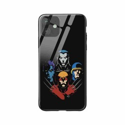 Buy Apple iPhone 11 The Mutant Rhapsody- Glass Case Mobile Phone Covers Online at Craftingcrow.com
