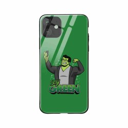 Buy Apple iPhone 11 Say Green GC Mobile Phone Covers Online at Craftingcrow.com