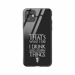 Buy Apple iPhone 11 IDrink Glass Case Mobile Phone Covers Online at Craftingcrow.com
