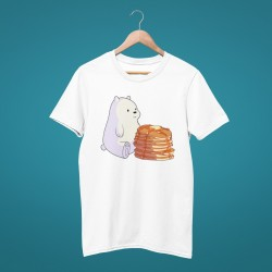 Buy Pan Cakes T-Shirts Online at Craftingcrow.com