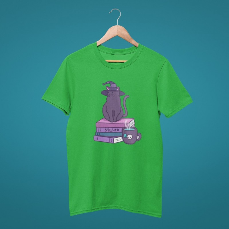 Buy Wizard Cat T-Shirts Online at Craftingcrow.com