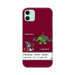 Buy Apple Iphone 11 Friend From Work Mobile Phone Covers Online at Craftingcrow.com