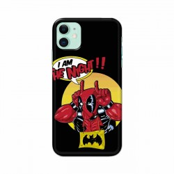Buy Apple Iphone 11 I am the Knight Mobile Phone Covers Online at Craftingcrow.com