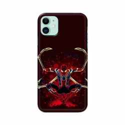 Buy Apple Iphone 11 Iron Spider Mobile Phone Covers Online at Craftingcrow.com