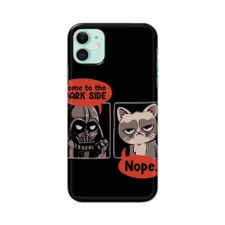 Buy Apple Iphone 11 Not Coming to Dark Side Mobile Phone Covers Online at Craftingcrow.com