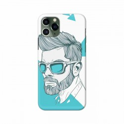 Buy Apple Iphone 11 Pro Kohli Mobile Phone Covers Online at Craftingcrow.com