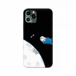 Buy Apple Iphone 11 Pro Max Space Doggy Mobile Phone Covers Online at Craftingcrow.com