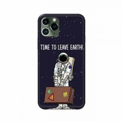 Buy Apple Iphone 11 Pro Max Time to Leave Earth Mobile Phone Covers Online at Craftingcrow.com