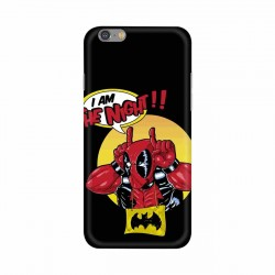 Buy Apple Iphone 6 I am the Knight Mobile Phone Covers Online at Craftingcrow.com