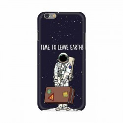Buy Apple Iphone 6 Time to Leave Earth Mobile Phone Covers Online at Craftingcrow.com
