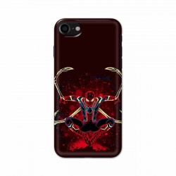 Buy Apple Iphone 7 Iron Spider Mobile Phone Covers Online at Craftingcrow.com