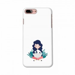Buy Apple Iphone 7 Plus Busy Lady Mobile Phone Covers Online at Craftingcrow.com
