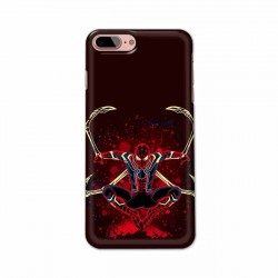 Buy Apple Iphone 7 Plus Iron Spider Mobile Phone Covers Online at Craftingcrow.com