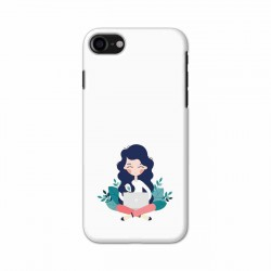 Buy Apple Iphone 8 Busy Lady Mobile Phone Covers Online at Craftingcrow.com