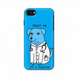 Buy Apple Iphone 8 I am Dogtor Mobile Phone Covers Online at Craftingcrow.com