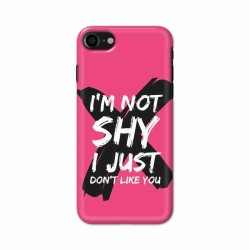 Buy Apple Iphone 8 I am Not Shy Mobile Phone Covers Online at Craftingcrow.com