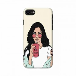 Buy Apple Iphone 8 Man Tears Mobile Phone Covers Online at Craftingcrow.com