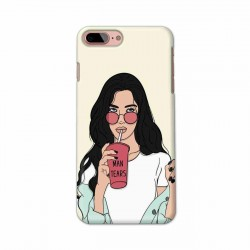 Buy Apple Iphone 8 Plus Man Tears Mobile Phone Covers Online at Craftingcrow.com
