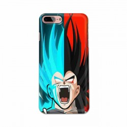 Buy Apple Iphone 8 Plus Rage DBZ Mobile Phone Covers Online at Craftingcrow.com