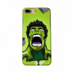 Buy Apple Iphone 8 Plus Rage Hulk Mobile Phone Covers Online at Craftingcrow.com
