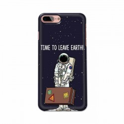 Buy Apple Iphone 8 Plus Time to Leave Earth Mobile Phone Covers Online at Craftingcrow.com