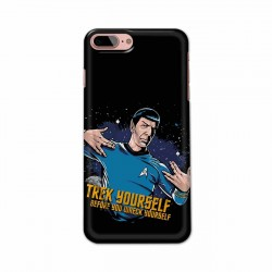 Buy Apple Iphone 8 Plus Trek Yourslef Mobile Phone Covers Online at Craftingcrow.com
