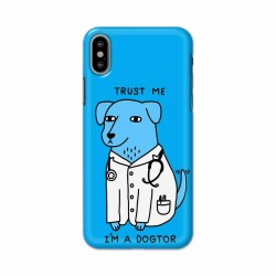 Buy Apple Iphone X I am Dogtor Mobile Phone Covers Online at Craftingcrow.com