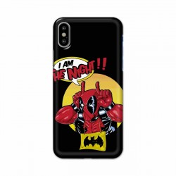 Buy Apple Iphone X I am the Knight Mobile Phone Covers Online at Craftingcrow.com