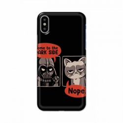 Buy Apple Iphone X Not Coming to Dark Side Mobile Phone Covers Online at Craftingcrow.com