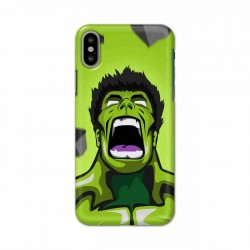 Buy Apple Iphone X Rage Hulk Mobile Phone Covers Online at Craftingcrow.com