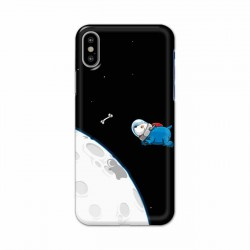 Buy Apple Iphone X Space Doggy Mobile Phone Covers Online at Craftingcrow.com