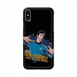 Buy Apple Iphone X Trek Yourslef Mobile Phone Covers Online at Craftingcrow.com