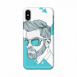 Buy Apple Iphone X Kohli Mobile Phone Covers Online at Craftingcrow.com