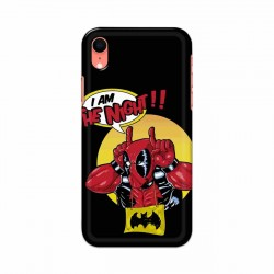 Buy Apple Iphone XR I am the Knight Mobile Phone Covers Online at Craftingcrow.com