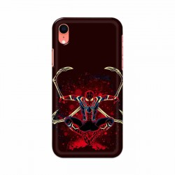 Buy Apple Iphone XR Iron Spider Mobile Phone Covers Online at Craftingcrow.com