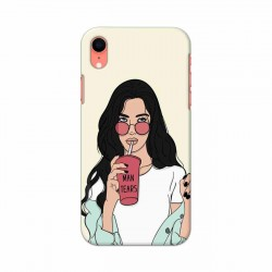 Buy Apple Iphone XR Man Tears Mobile Phone Covers Online at Craftingcrow.com