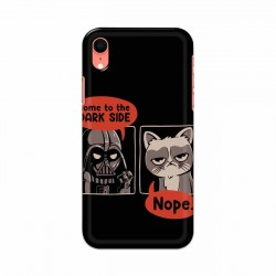 Buy Apple Iphone XR Not Coming to Dark Side Mobile Phone Covers Online at Craftingcrow.com
