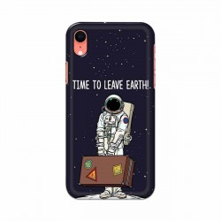 Buy Apple Iphone XR Time to Leave Earth Mobile Phone Covers Online at Craftingcrow.com