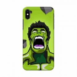 Buy Apple Iphone XS Rage Hulk Mobile Phone Covers Online at Craftingcrow.com