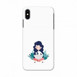 Buy Apple Iphone XS Max Busy Lady Mobile Phone Covers Online at Craftingcrow.com