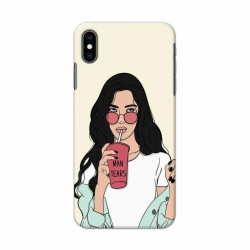 Buy Apple Iphone XS Max Man Tears Mobile Phone Covers Online at Craftingcrow.com