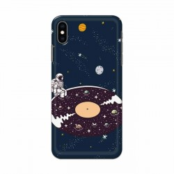 Buy Apple Iphone XS Max Space DJ Mobile Phone Covers Online at Craftingcrow.com