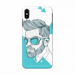Buy Apple Iphone XS Max Kohli Mobile Phone Covers Online at Craftingcrow.com