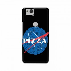 Buy Google Pixel 2 Pizza Space Mobile Phone Covers Online at Craftingcrow.com