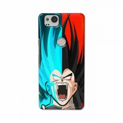 Buy Google Pixel 2 Rage DBZ Mobile Phone Covers Online at Craftingcrow.com