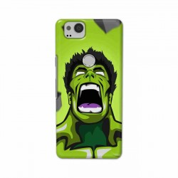 Buy Google Pixel 2 Rage Hulk Mobile Phone Covers Online at Craftingcrow.com