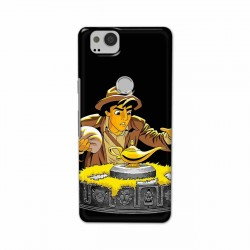 Buy Google Pixel 2 Raiders of Lost Lamp Mobile Phone Covers Online at Craftingcrow.com
