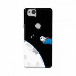 Buy Google Pixel 2 Space Doggy Mobile Phone Covers Online at Craftingcrow.com