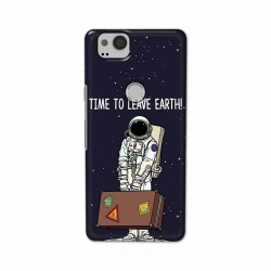 Buy Google Pixel 2 Time to Leave Earth Mobile Phone Covers Online at Craftingcrow.com