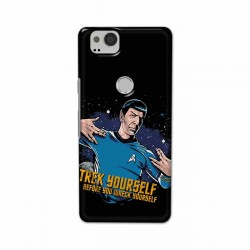 Buy Google Pixel 2 Trek Yourslef Mobile Phone Covers Online at Craftingcrow.com
